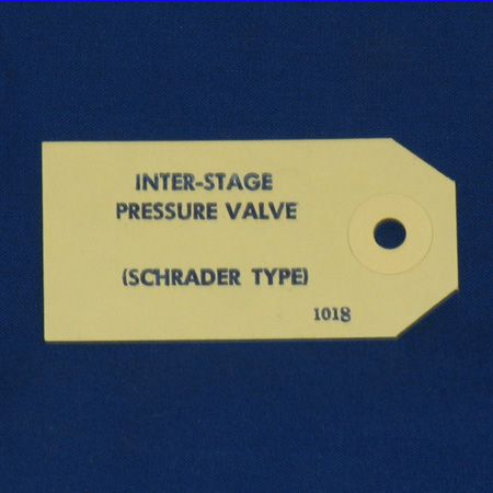 TAG-1018 Inter-Stage Pressure Valve