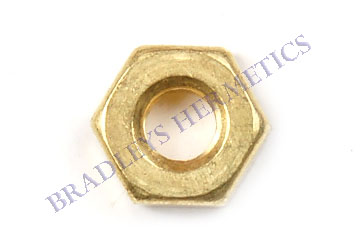 NUT-1607 Brass Nut