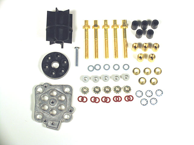KIT-1650 Terminal Kit: Five Lead R/N 17-40093-04