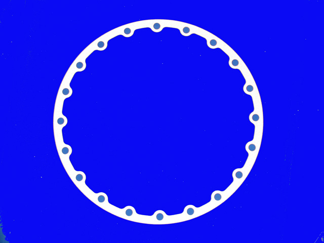 GKT-6628 Gasket; Motor Cover Gasket (Made in the USA)