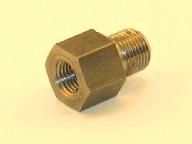 ADP-1859 Adapter With Copper Washer; R/N 5F20-1311, 40-00528-00