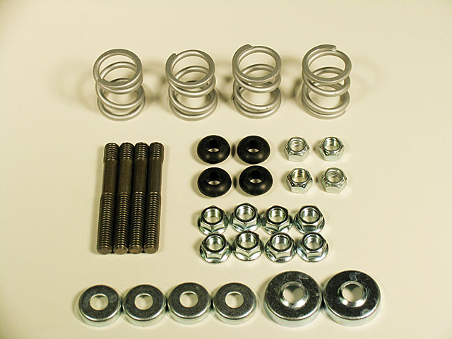 KIT-1870 Mounting Kit; R/N 06DA660057 (Made in the USA)