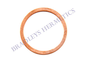 WAS-1919 Copper Gasket, Relief Valve R/N 6G51-1251