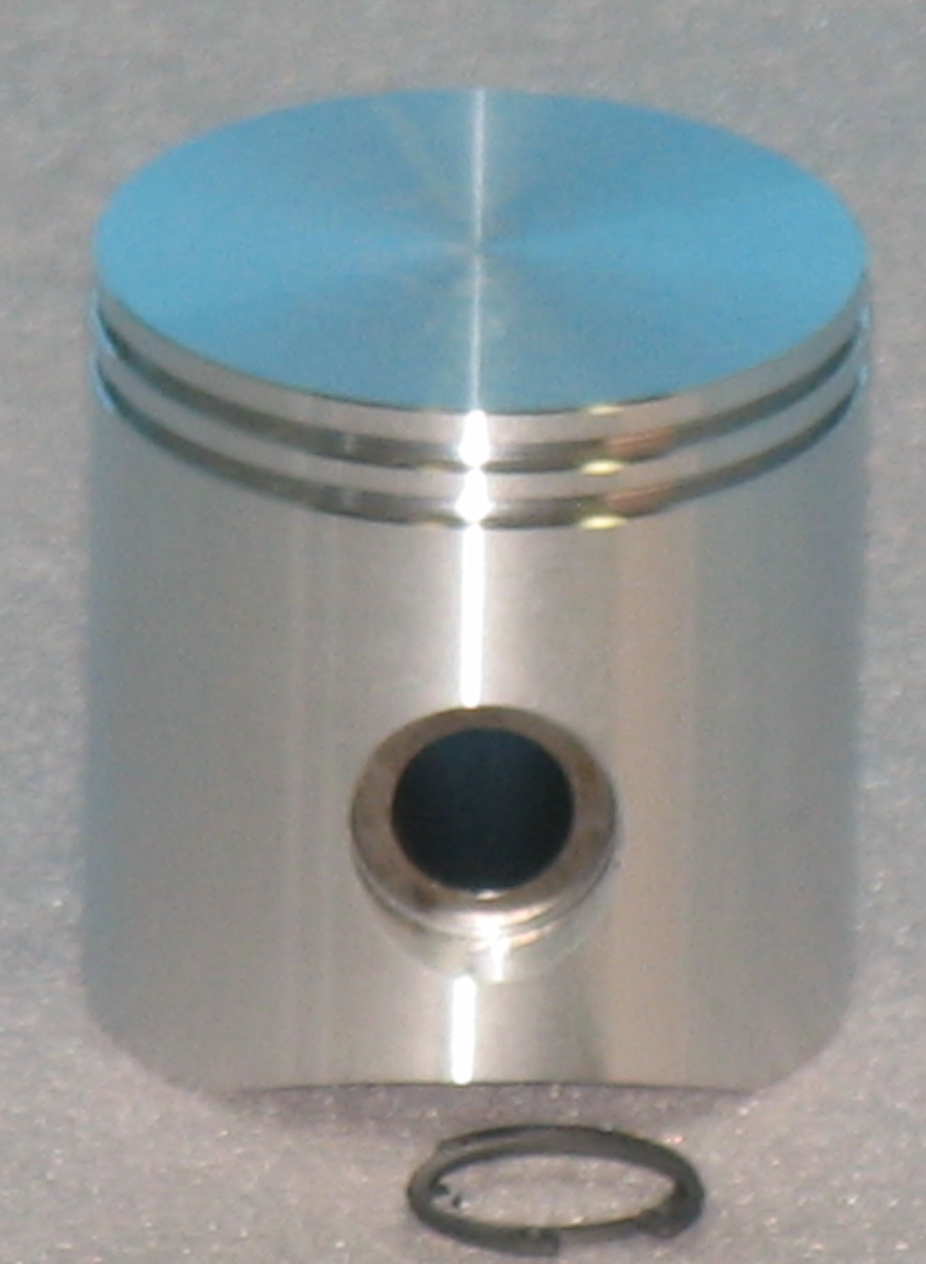 PST-1971 Piston; R/N 6D43-962 (Two Ring Piston)