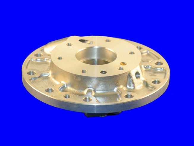 HUS-203 Bearing Housing Cover .020