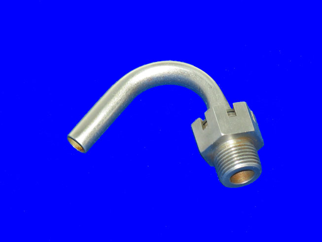 VAL-204 Oil Return Check Valve; R/N 510-0142-00