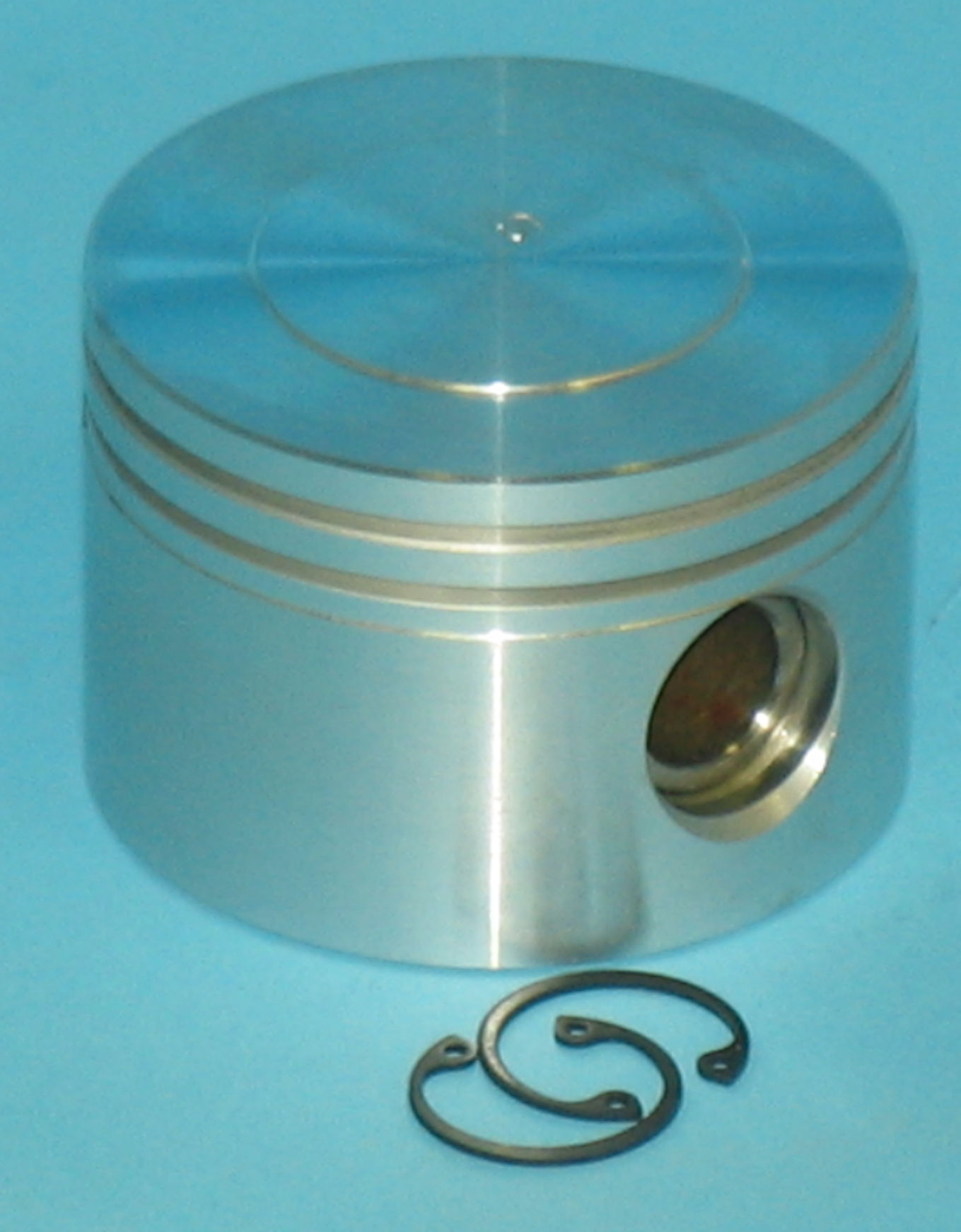 "PST-2580 Piston; Std. 2-9/16"" 2DA NARROW RINGS R/N 998-504-60"
