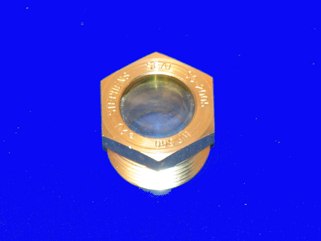 GLS-2820 Oil Sight Glass; R/N 026-17581-000