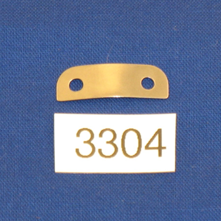 PAD-3304 Suction Reed Spring; Crimp Pad
