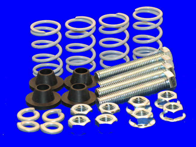 KIT-353 Mounting Kit; R/N 527-0006-00 (Made in the USA)