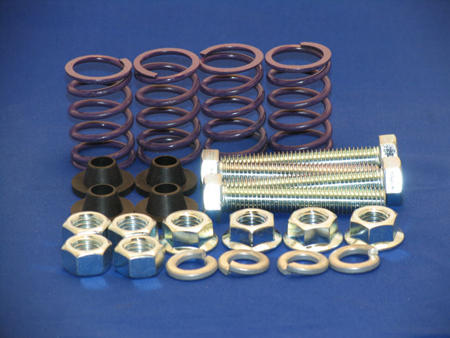 KIT-357 Mounting Kit; R/N 527-0009-00 (Made in the USA)