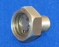 VAL-402 Check Valve, Oil Return; R/N 6D40-162, 17-40042-00