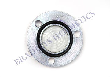 GLS-410 Oil Sight Glass; R/N KM39BN010, R/N 998-0002-02, GLS-30
