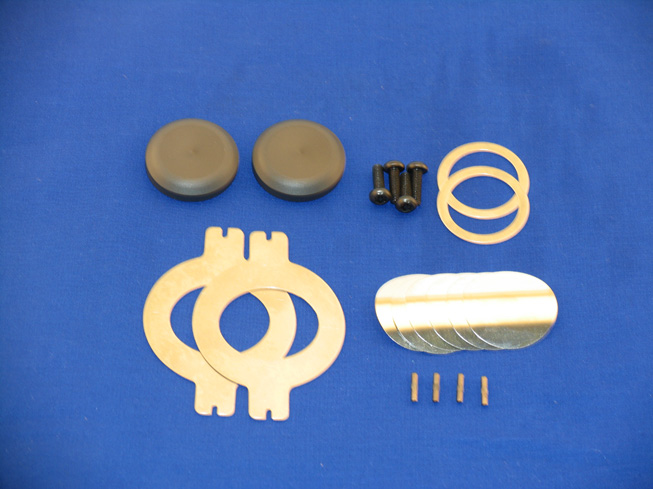 KIT-4D2 Suction Plate Repair Kit with suction valve