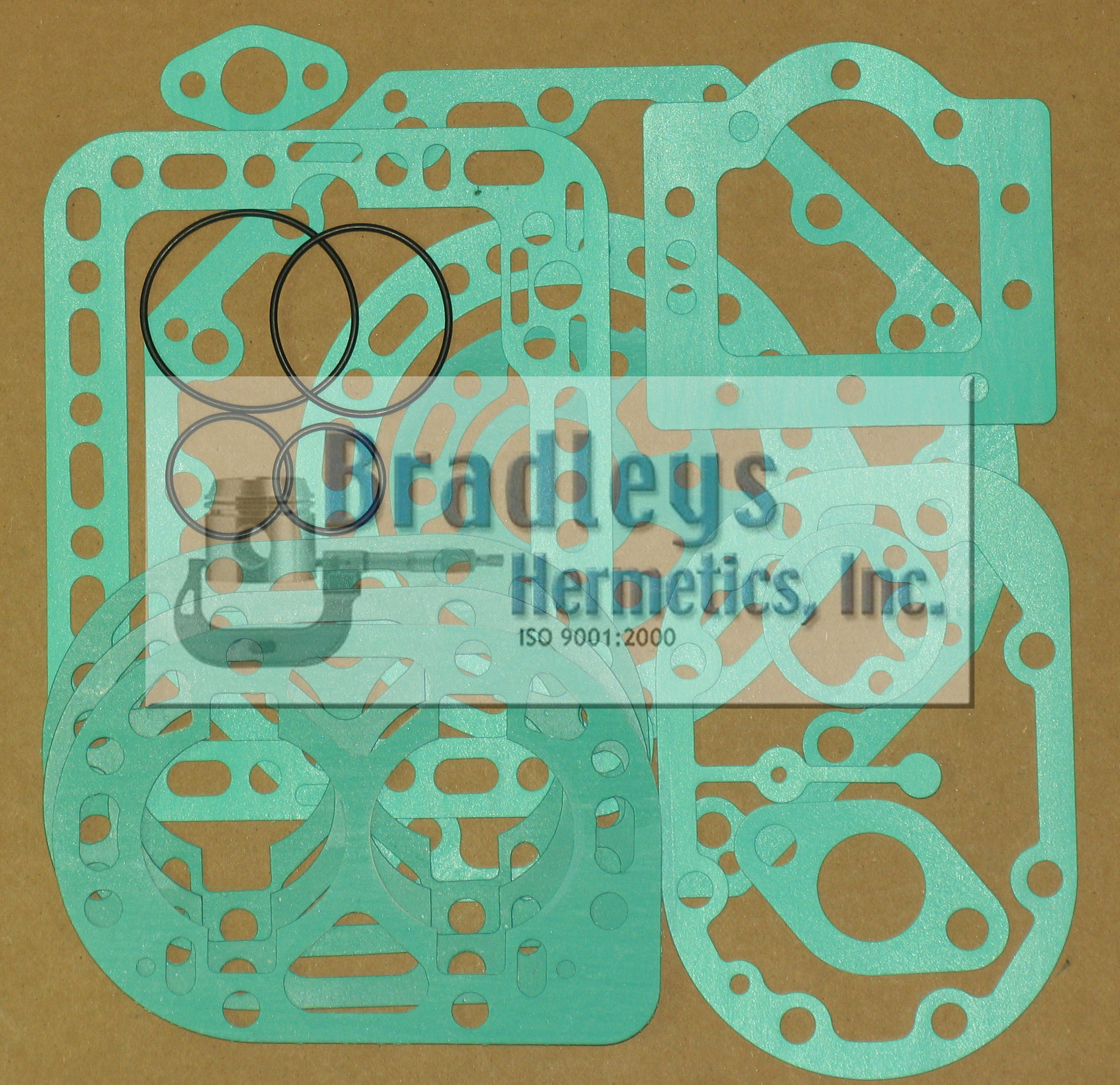 KIT-5315 Gasket Kit; R/N 998-1669-06