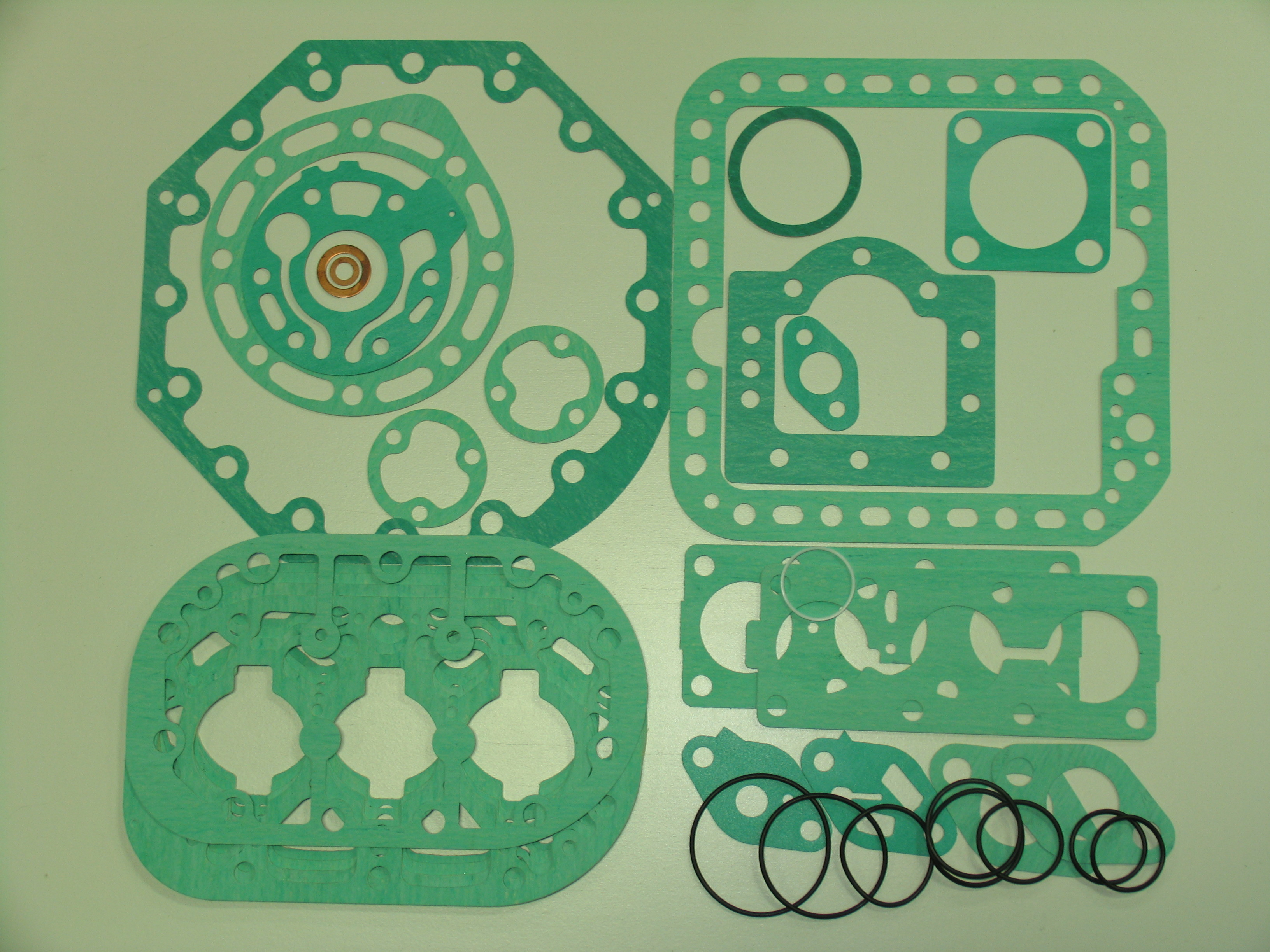 KIT-5316 Gasket Kit; 3D R/N 998-1669-04