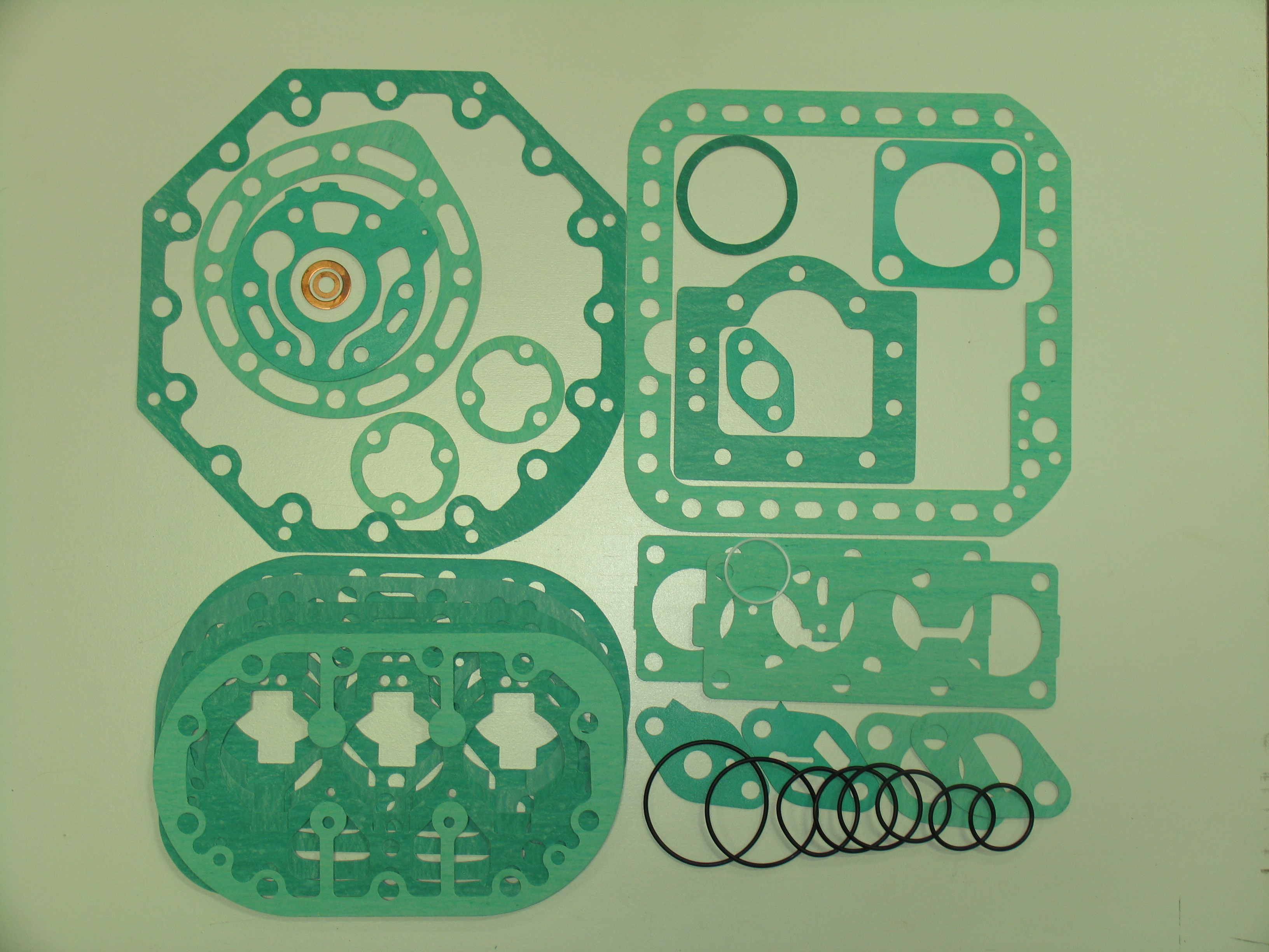 KIT-5316A Gasket Kit; 3D DELTA R/N 998-0669-04