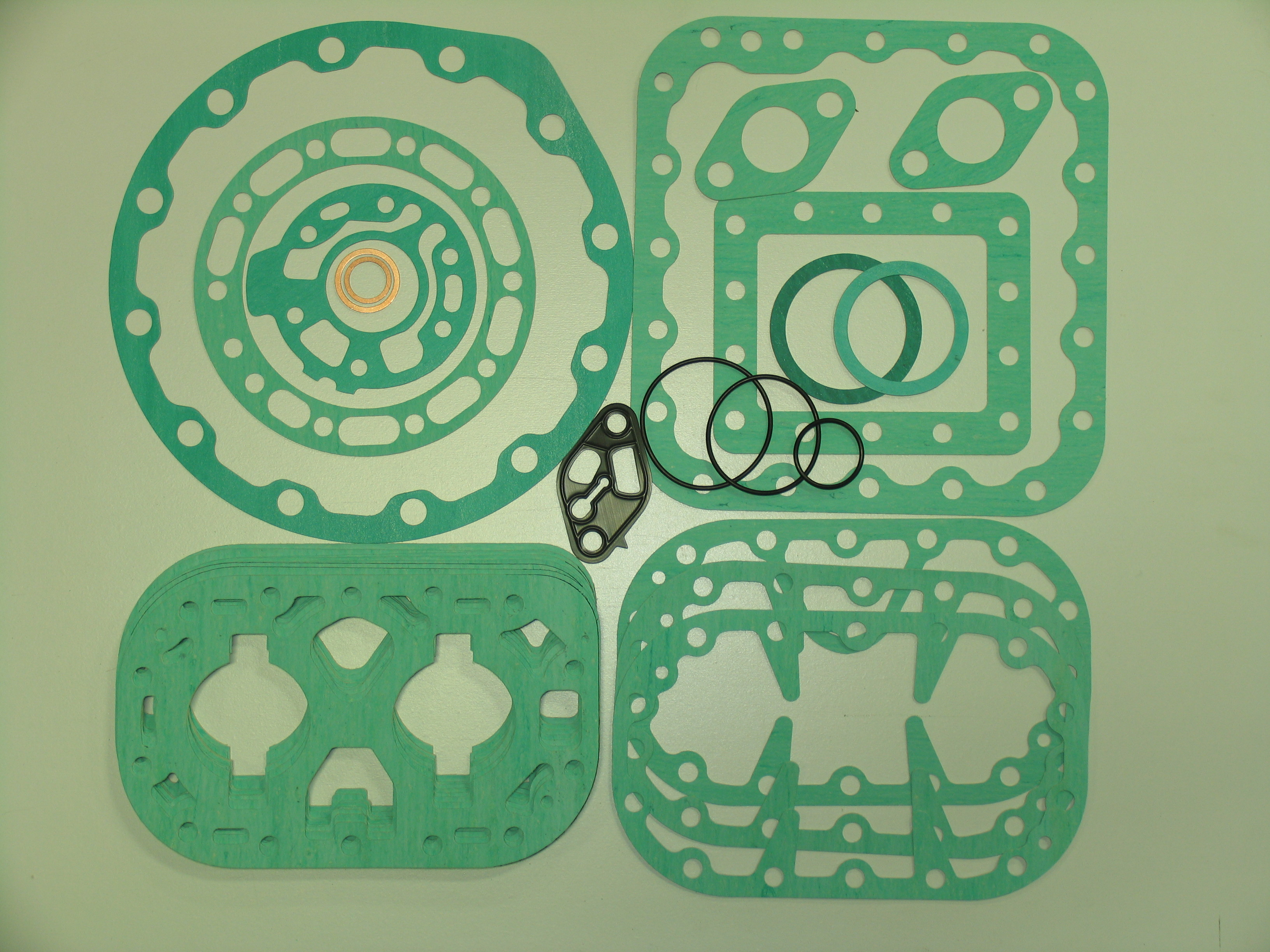 KIT-5317 Gasket Kit; R/N 998-1669-00 ALL 4D MODELS