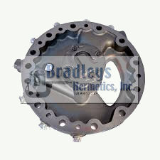 HOU-677 Bearing Housing and Oil pump assy. R/N 5H40-677