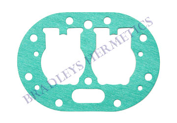 GKT-6020 Gasket; Valve Plate; R/N 020-0125-00 (Made in the USA)