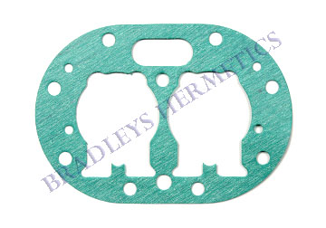 GKT-6032 Gasket; Valve Plate; R/N 020-0125-04 (Made in the USA)