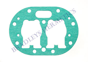GKT-6033 Gasket; Valve Plate; R/N 020-0125-02 (Made in the USA)