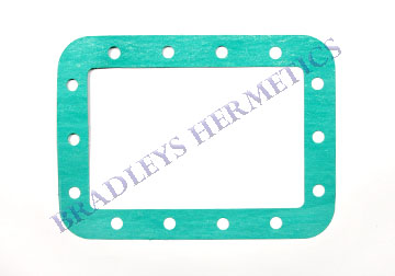 GKT-6048 Gasket; Bottom; R/N 020-0124-00