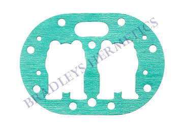 GKT-6049 Gasket; Valve Plate; R/N 020-0125-05 (Made in the USA)
