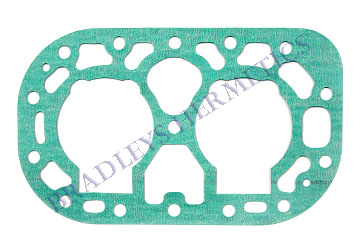 GKT-6098 Gasket; Valve Plate; R/N 020-0628-00 (Made in the USA)