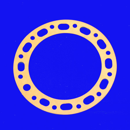 GKT-6125 Gasket; Brg. Housing Cover R/N 5F20-1113, 17-10405-00