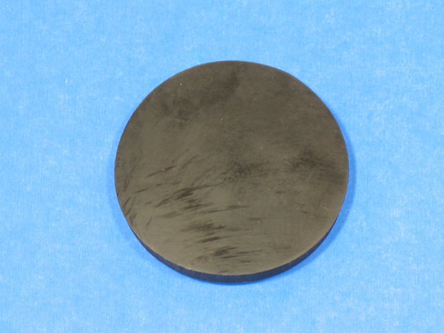 "GKT-6512 Gasket; Rubber 3"" Diameter 1/4"" thick"