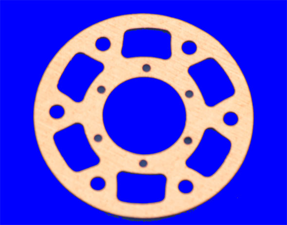 GKT-6634 Gasket; Oil Pump; R/N 6F25-1031, 17-10404-00