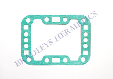 GKT-6704 Gasket, Terminal Plate; R/N 372421-02 (Made in the USA)