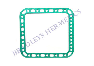 GKT-6708 Gasket, Bottom Plate; R/N 372415-02 (Made in the USA)