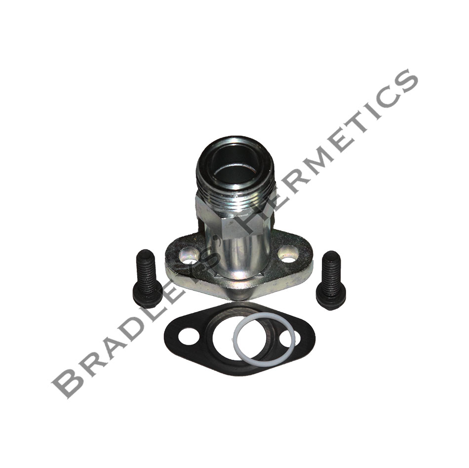 ADP-3602 Adapter; Service Valve R/N 998-0036-02