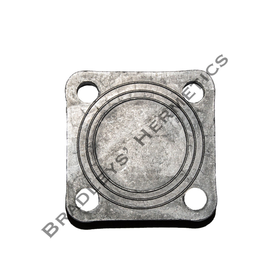 BOF-412 Shipping or Block Off Plate; 06D, 06E