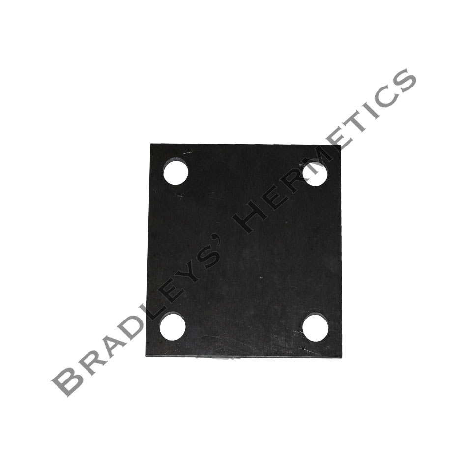 BOF-419 Shipping or Block Off Plate; CRHE, 5H120
