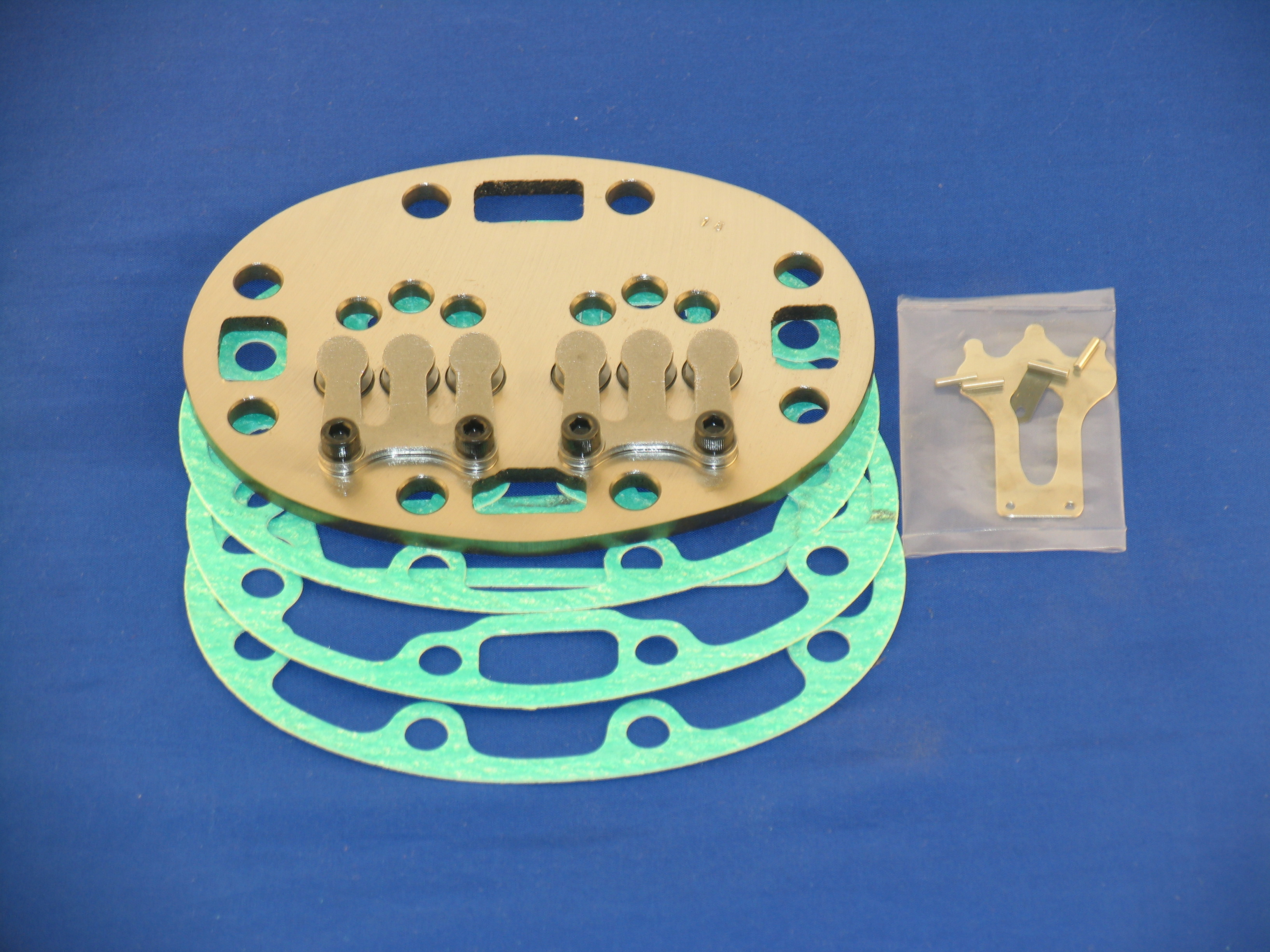 PLT-CR15 Suction Plate Kit; R/N 06DA660-120
