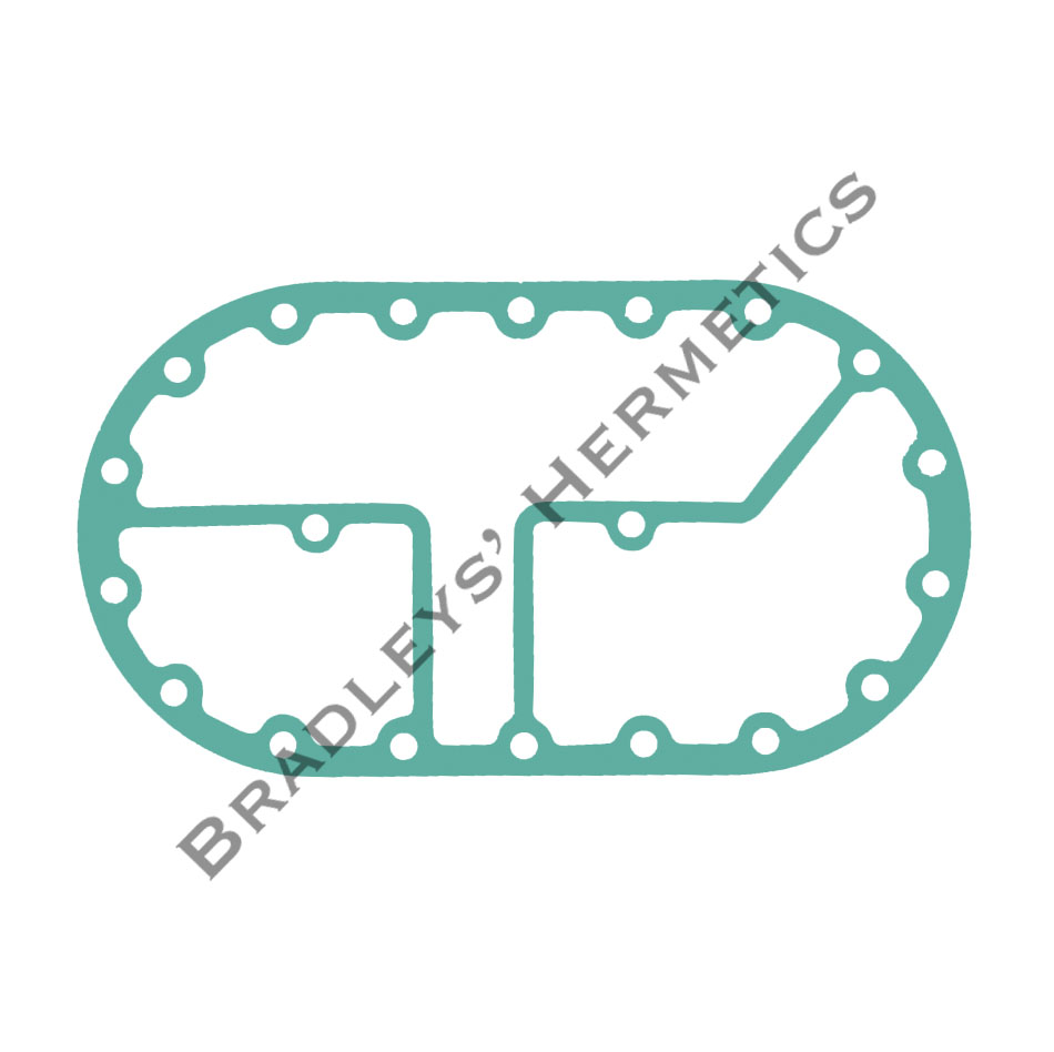 GKT-6140 Gasket; Unloader Head; R/N GKT- 125 (Made in the USA)