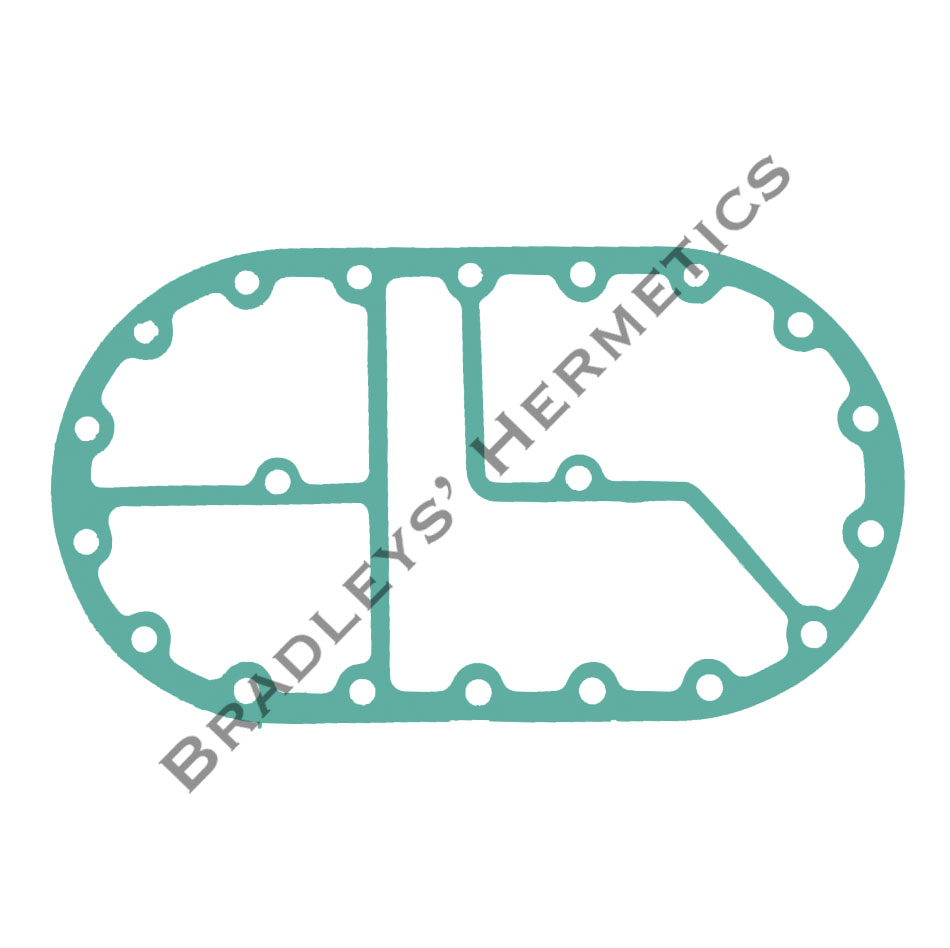 GKT-6142 Gasket; Head; R/N GKT- 123 (Made in the USA)