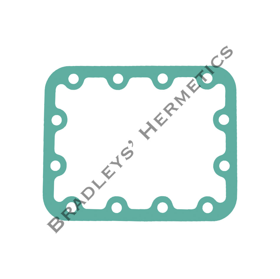 GKT-6146 Gasket; Terminal Plate; R/N GKT- 122 (Made in the USA)