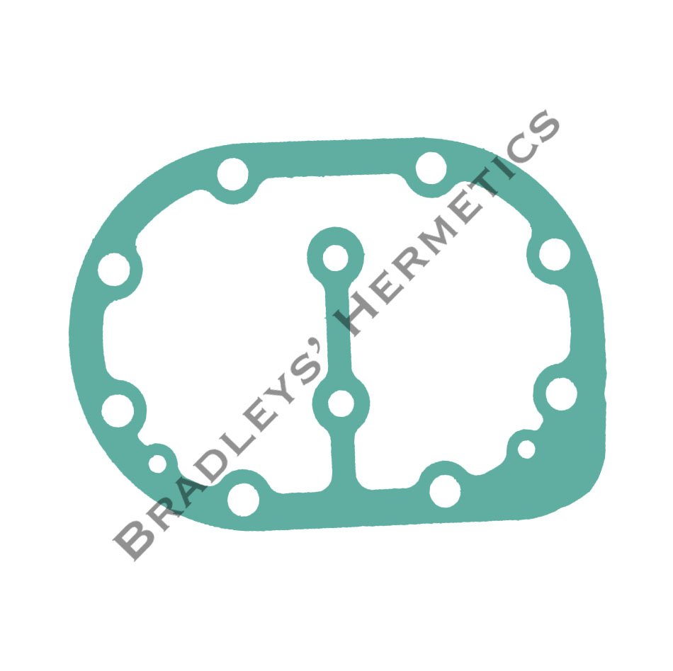 GKT-6490-2 Gasket; Head MD models R/N 020-0668-00