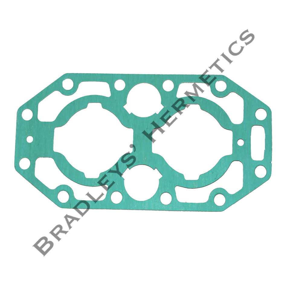 GKT-6391 Gasket; Valve plate R/N GKT-1039 (Made in the USA)