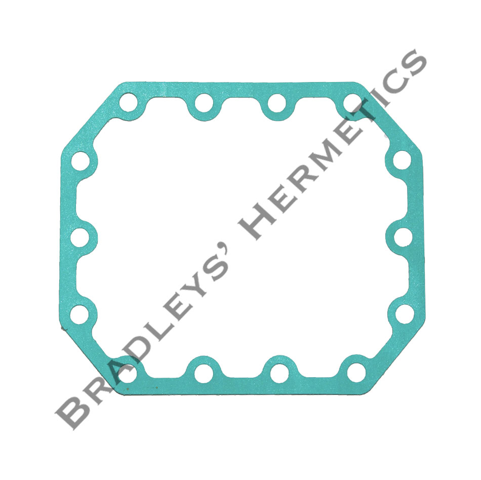 GKT-6631 Gasket; Bottom Plate; R/N 17-10210-00 (Made in the USA)