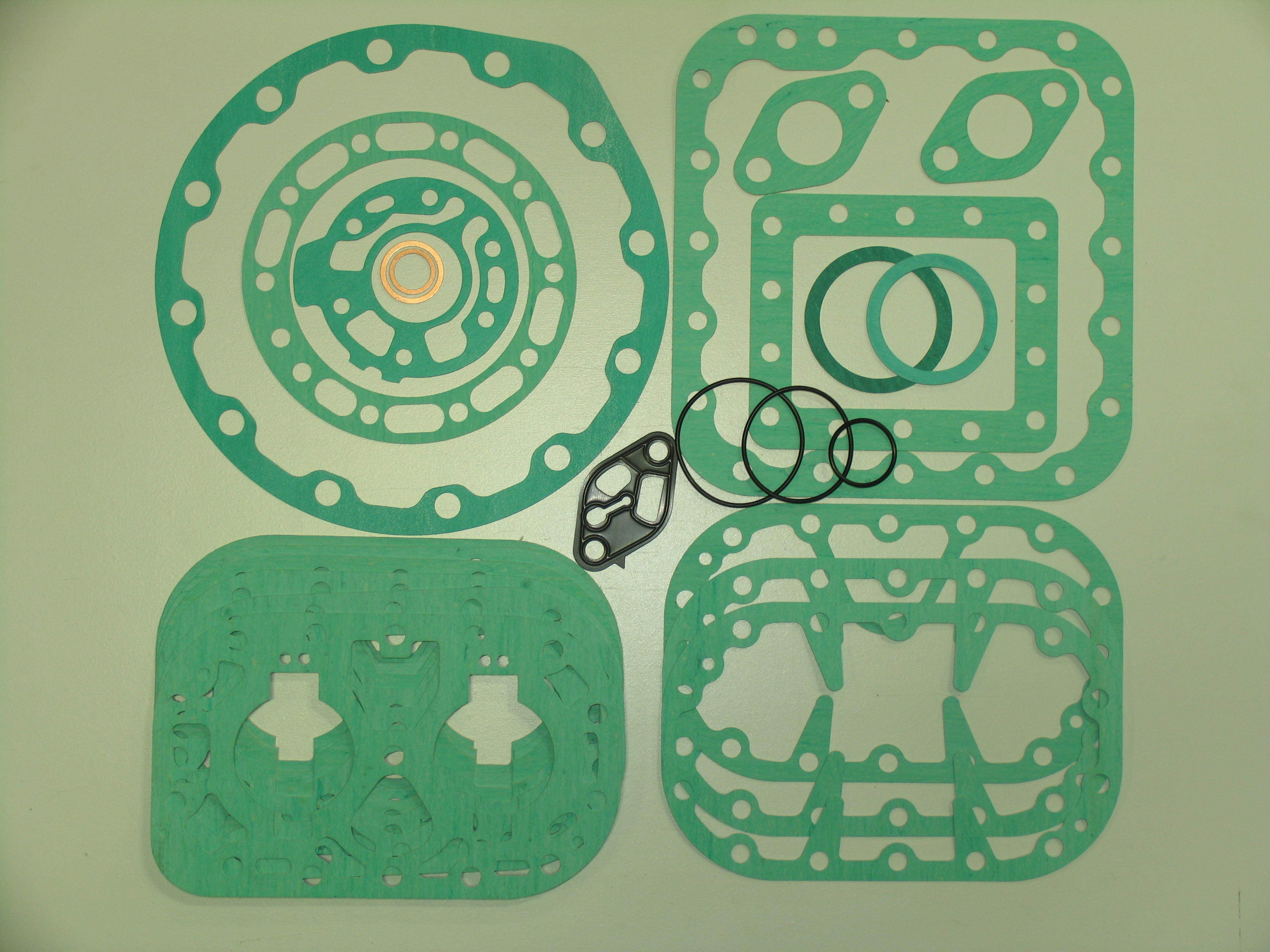 KIT-5317A-2 Gasket Kit; 4D Delta R/N 998-2669-00