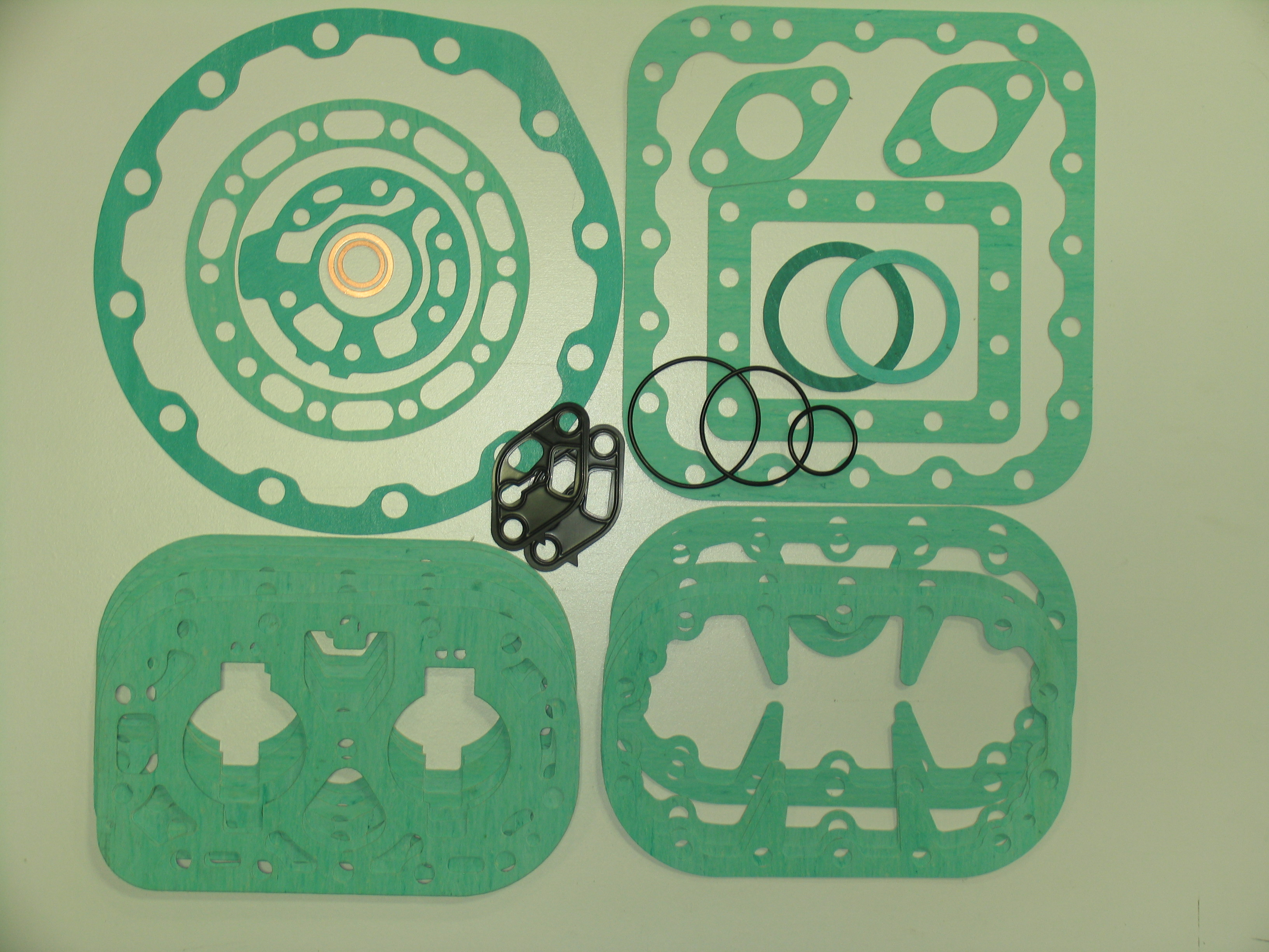 KIT-5318A-2 Gasket Kit; 6D Delta
