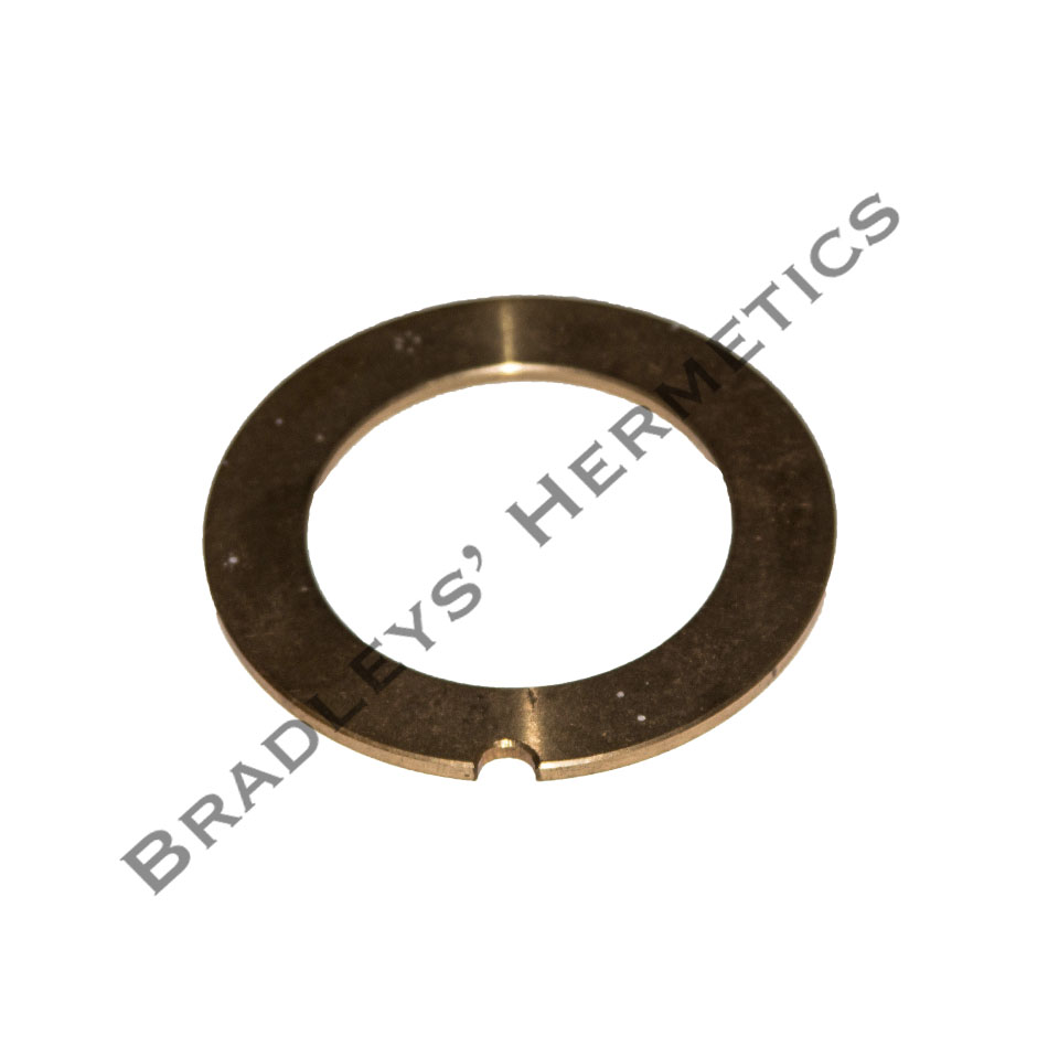 BRG-1814 Thrust Washer; Seal End (bronze) R/N 5F40-1751
