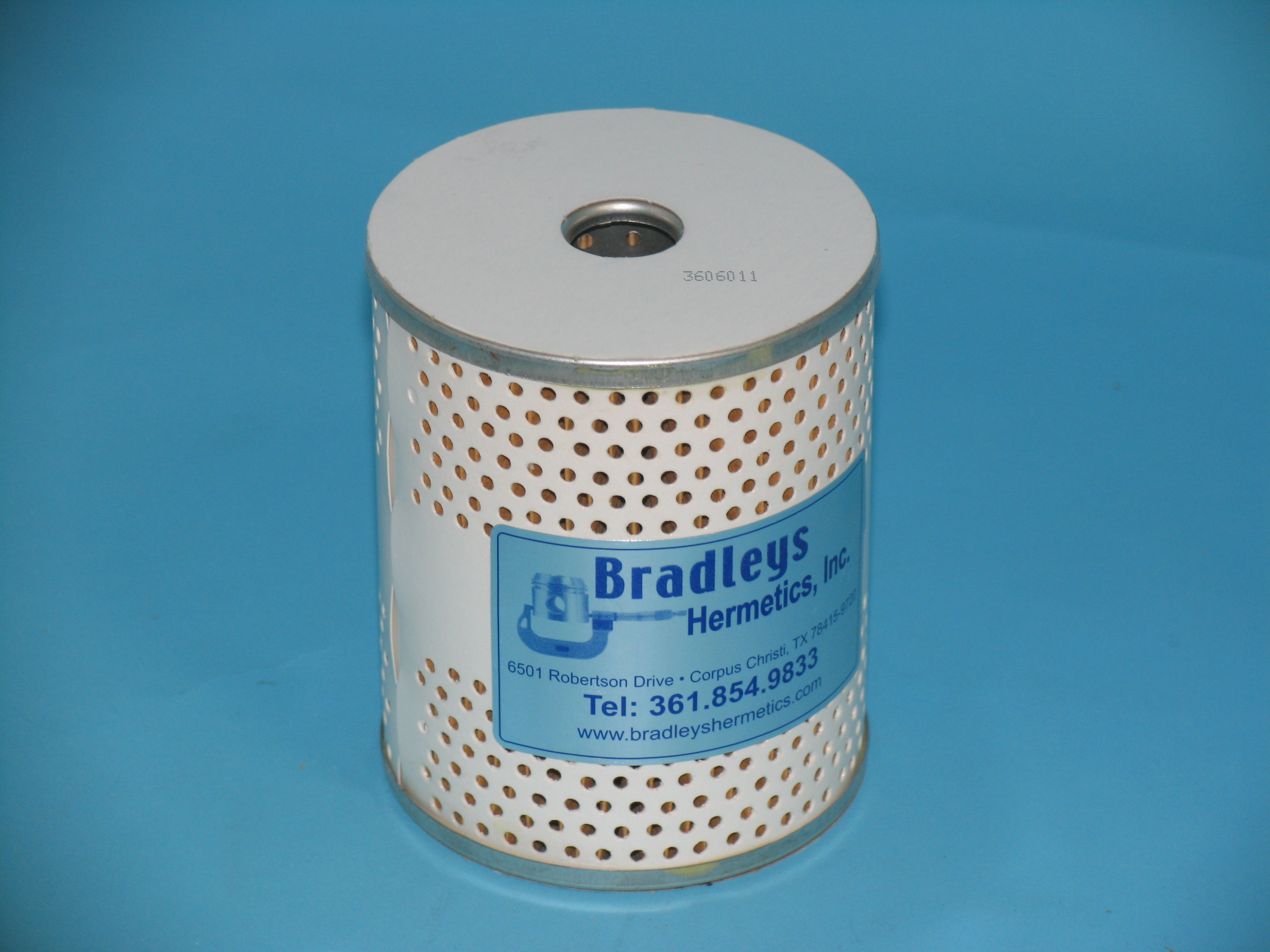FLR-604 Oil Filter; External Type R/N 5H120-351