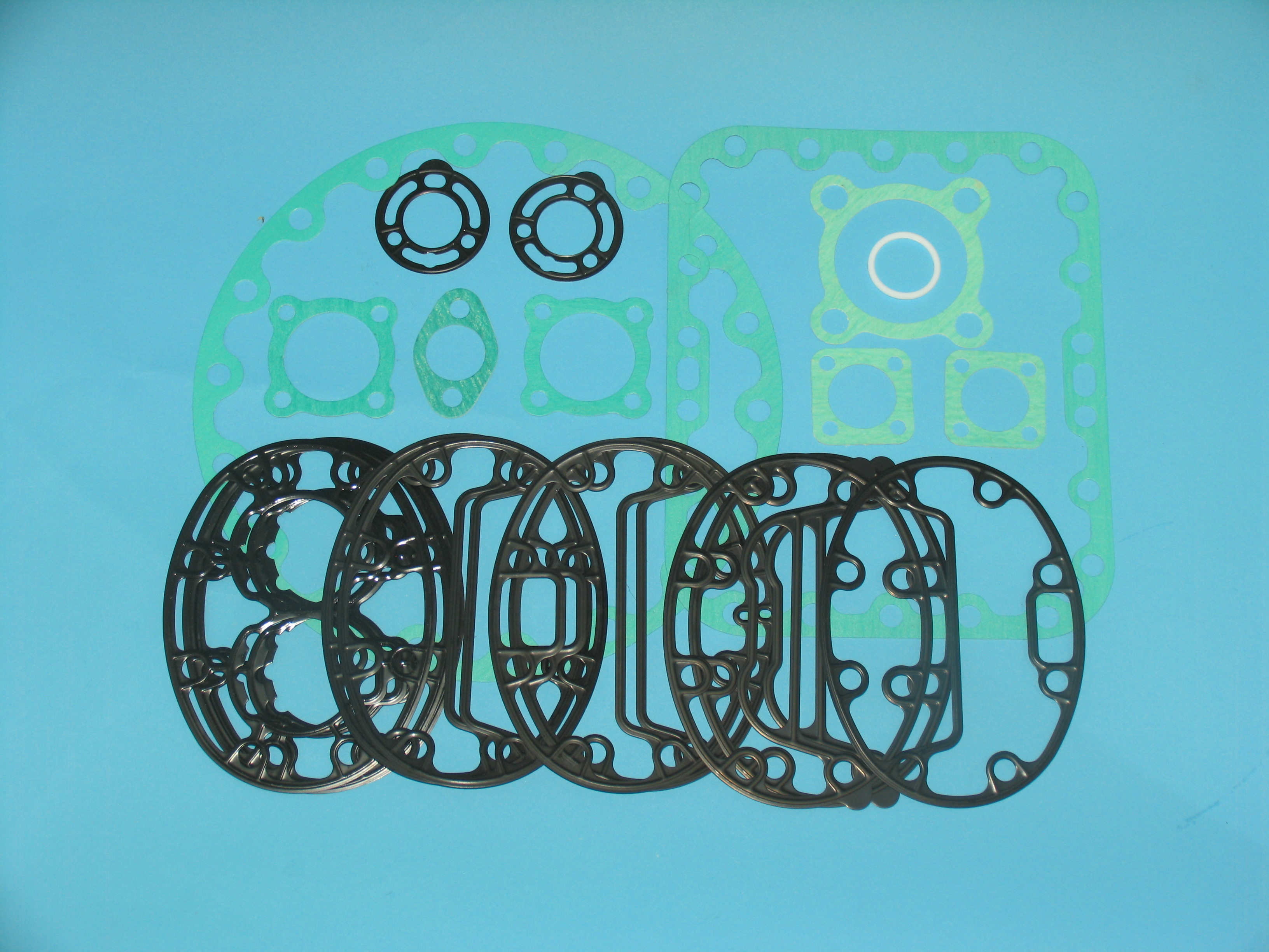 KIT-5424M Gasket Kit; Metal (Made in the USA)