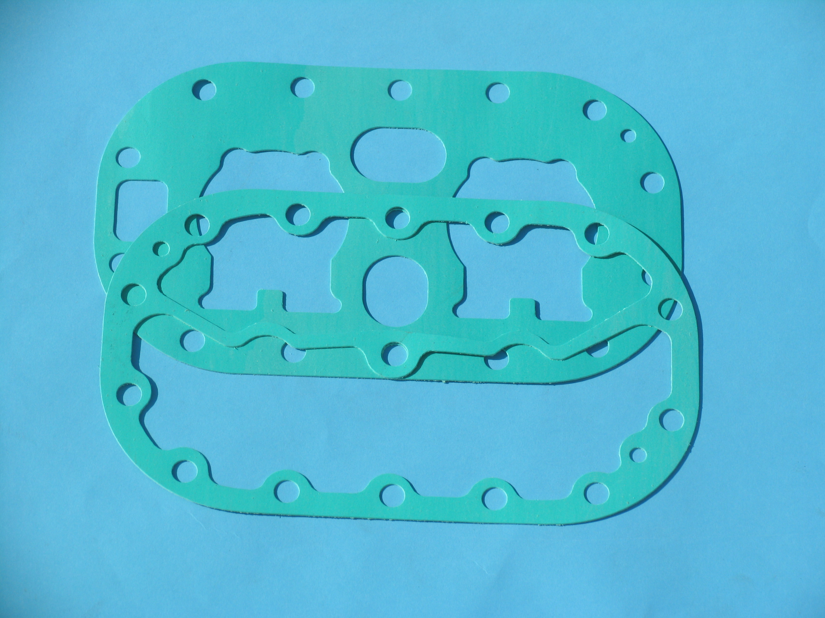 GK00 Gasket Kit; Valve Plate (Made in the USA With Klinger Mater